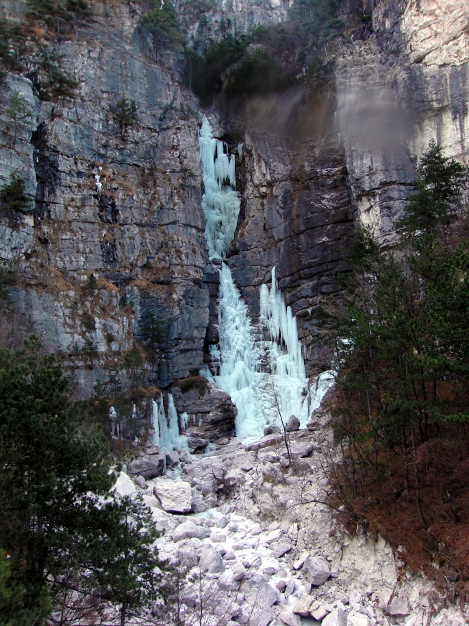 cascata rio Cadramazzo