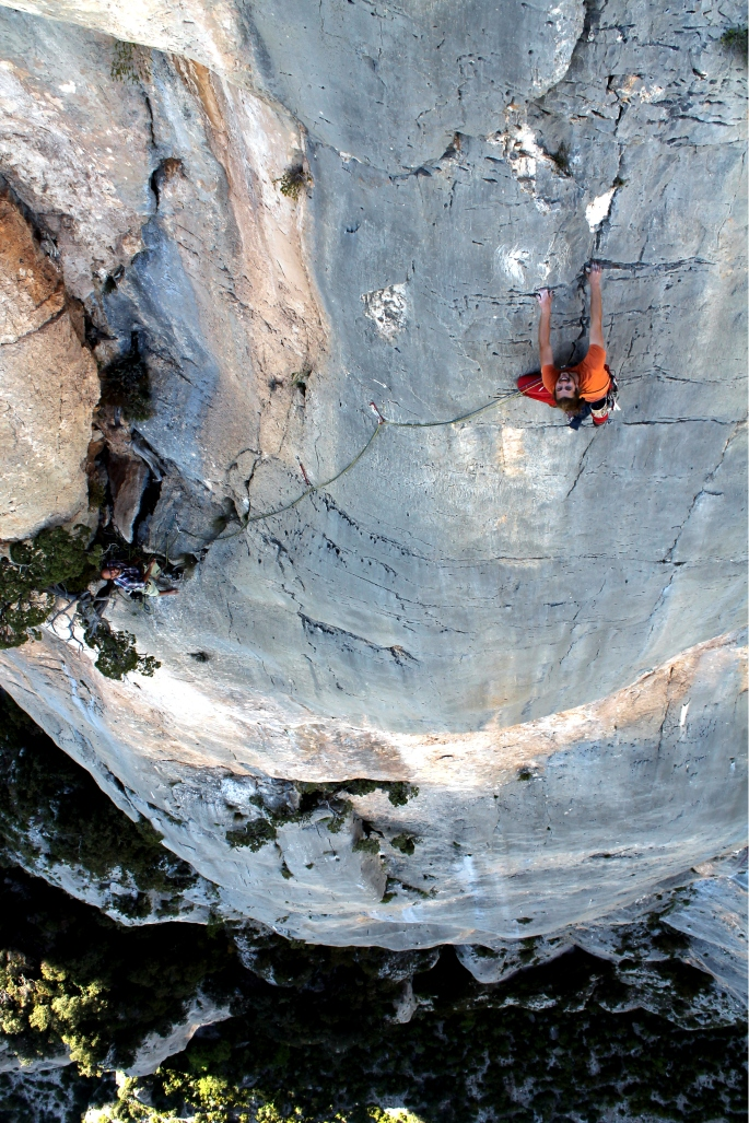 Verdon Climbing