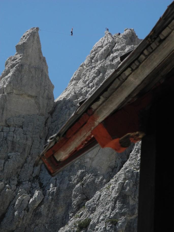 highline alpi giulie